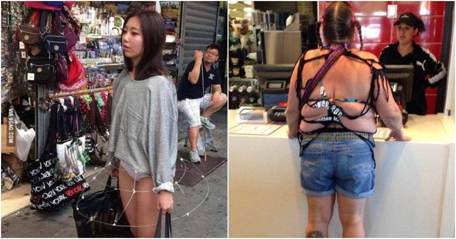 20 Foto ini alasan kenapa kamu nggak boleh asal mengikuti tren fashion