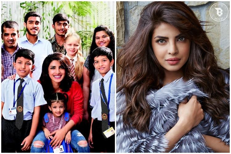 10 Fakta mengejutkan tentang Priyanka Chopra, pernah dituduh teroris!