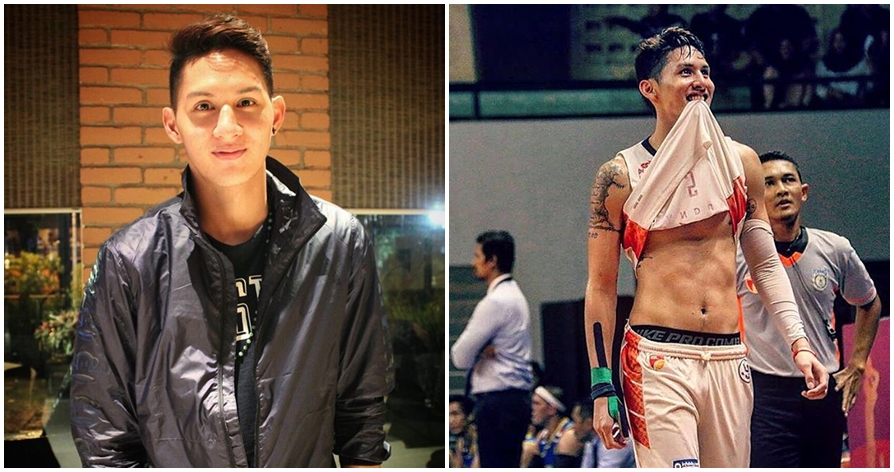 Daniel Timothy, atlet basket klub Bandung ini bikin cewek gagal fokus!