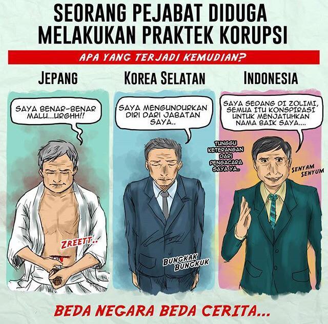 13 Meme lucu 'Indonesia vs luar negeri', bikin geleng ...