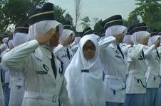 Video siswa ogah hormat bendera ini bikin kamu makin cinta Indonesia
