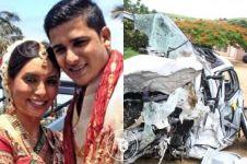9 Pasangan pengantin baru ini meninggal ketika bulan madu, miris!