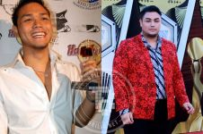 12 Foto transformasi Ivan Gunawan ini dijamin bikin kamu kaget