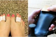 10 Trik pintar agar kaki tidak sakit saat pakai sepatu hak tinggi