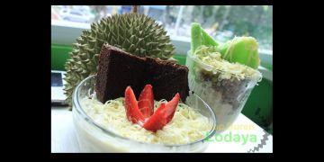 Sup durian ini dijamin bikin kamu merem melek, begini cara bikinnya
