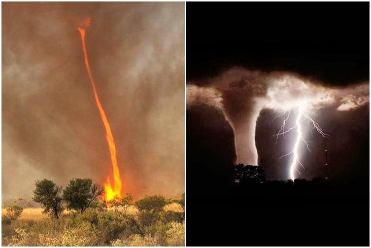 15 Foto tornado di berbagai negara ini keren, tapi juga bikin ngeri