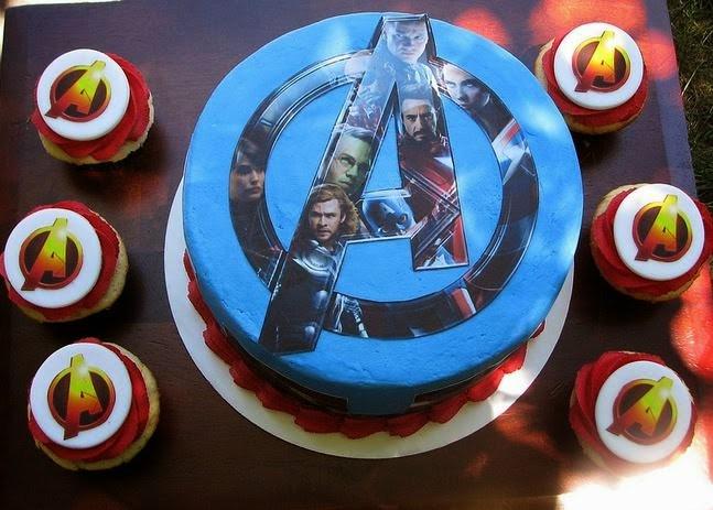 kue The Avengers © 2016 brilio.net