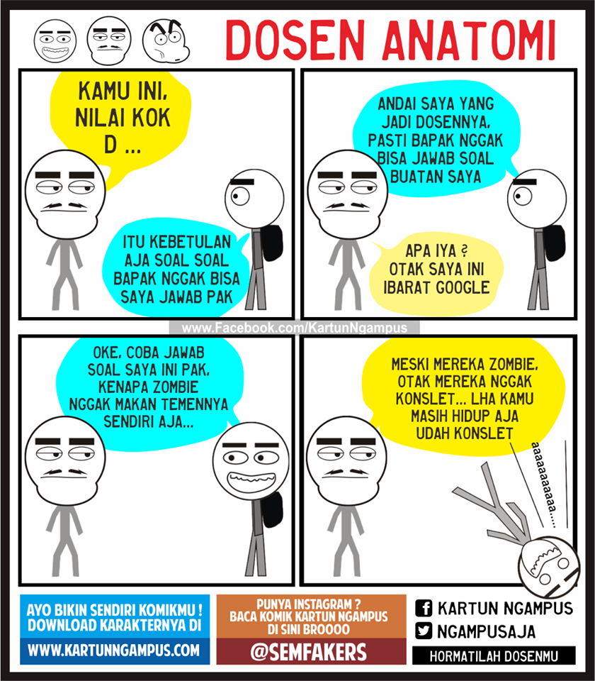 Kumpulan Gambar Lucu Kartun Komik Gambar Gokil