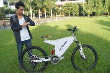 Astrobike, sepeda listrik berbasis Android karya mahasiswa UNY