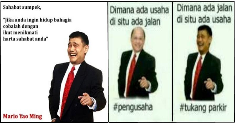 17 Meme pelesetan kata bijak Mario Teguh, ngawur abis & bikin ngakak!