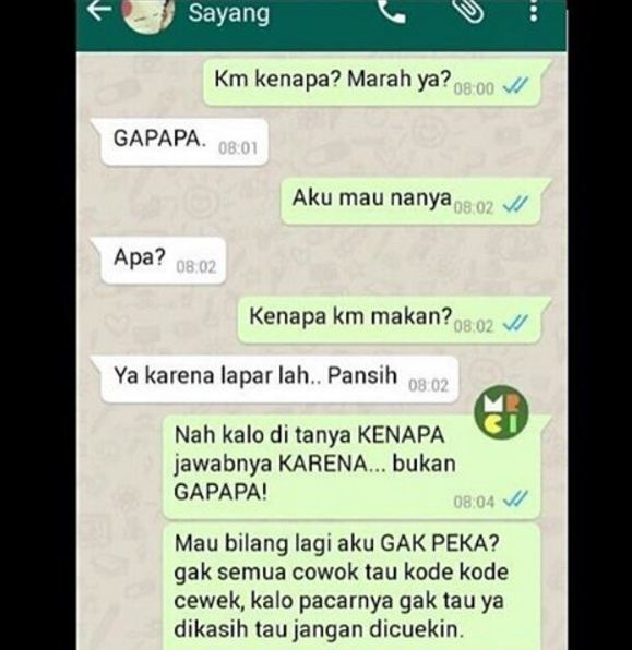 Indonesia ketika pacar lagi pulang kampung part 2 - 1 9