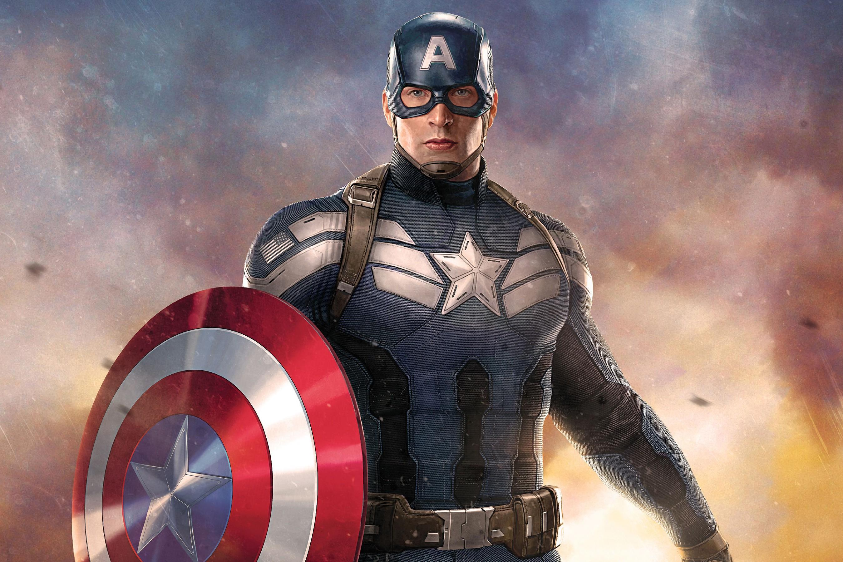 Selain pakai tameng vibranium, Captain America punya 10 kesaktian ini