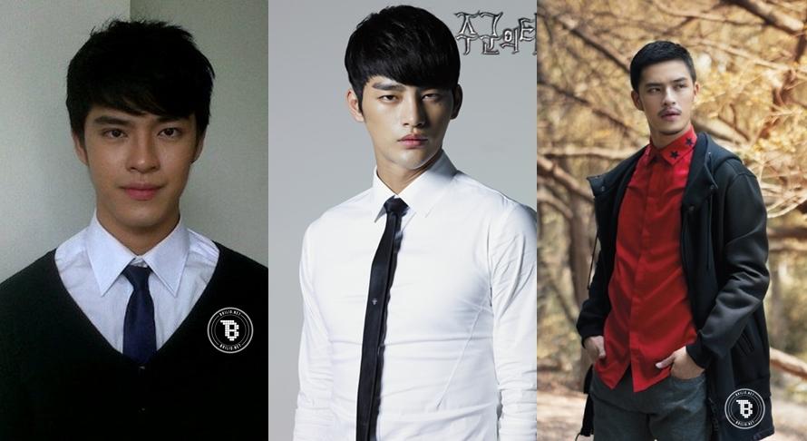 Tak cuma 'kembaran' member EXO, Morgan ternyata juga mirip Seo In Guk