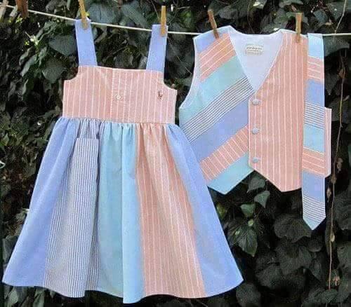 270811 kreasi baju bekas untuk si kecil 13 kreasi pakaian bekas disulap jadi baju si kecil, keren abis!,Pakaian Bayi Bekas