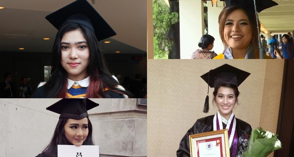6 Selebritis Indonesia yang berhasil mendapatkan beasiswa bergengsi