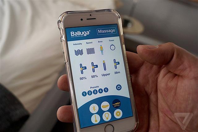 Gadget - Balluga Smart bed, tempat tidur yang dapat mengembang dan mengempis sesuai perintah. © 2016 brilio.net