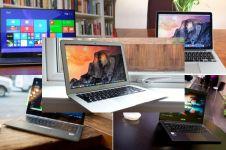 5 Laptop layar 13 inci paling direkomendasikan, kuat dan tahan lama!