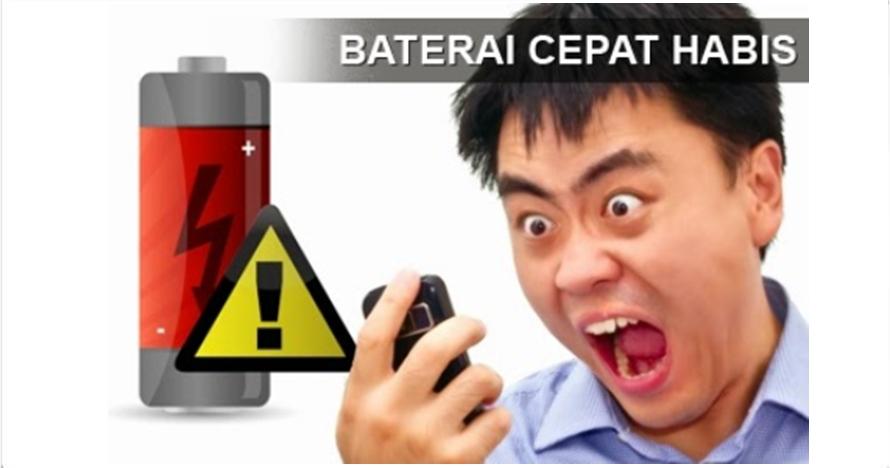 Baterai Smartphone Cepat Drop Bisa Karena Virus Sembuhkan Segera