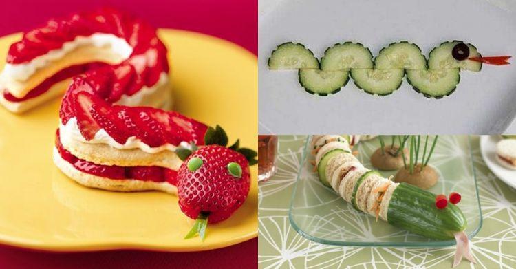 10 Makanan ini bentuknya aneh, mirip ular! Tega memakannya?