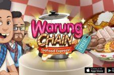 Warung Chain, game unik Indonesia bertema warteg yang lagi hits