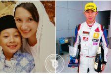 Darma Hutomo, cucu mantan Presiden Soeharto yang ganteng & juara balap