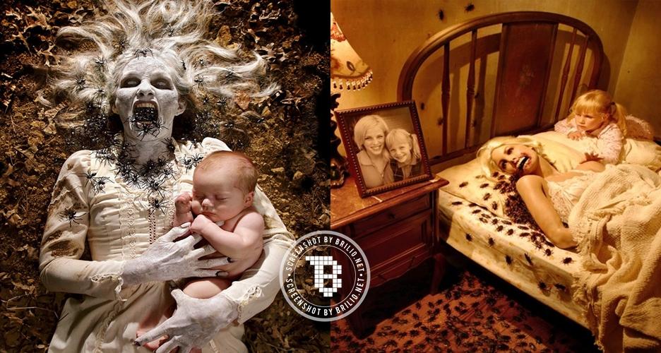 15 Foto gambaran mimpi buruk ini bikin kamu nggak berani bobok sendiri