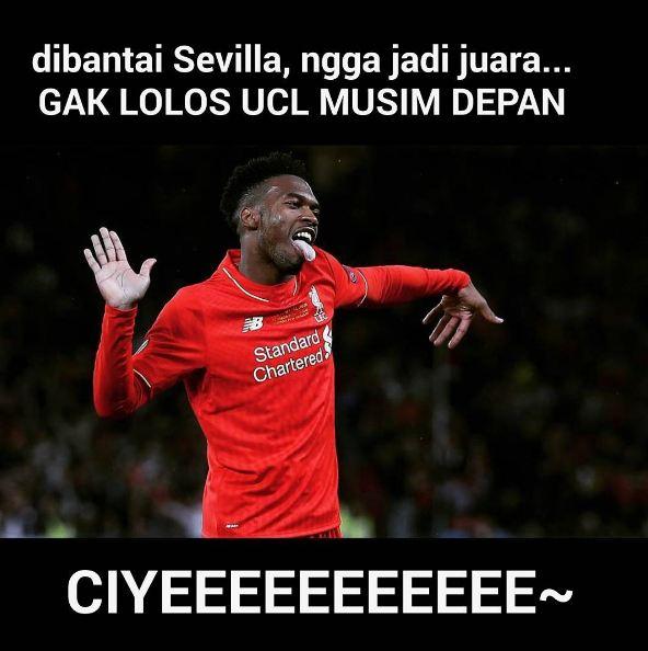 Meme Liverpool Kalah  Brilio Net
