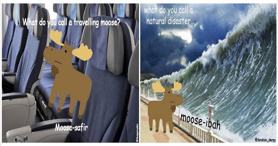 Selain 'goose', 10 tebak-tebakan 'moose' ala Malaysia ini juga kocak!