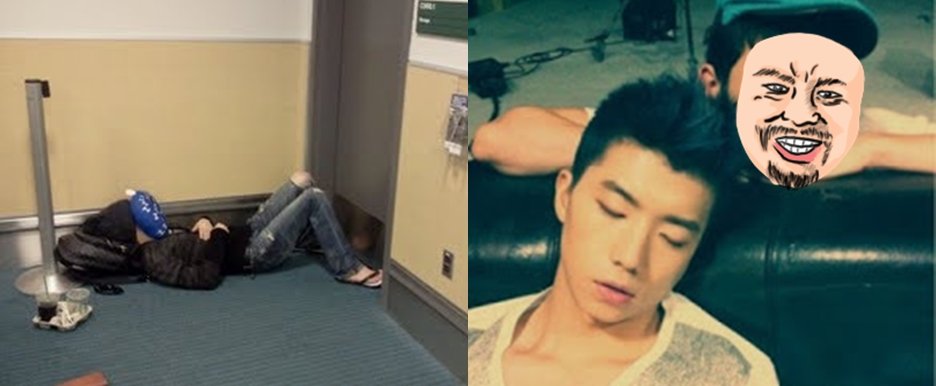 11 Ekspresi wajah K-Pop saat tidur, masih unyu nggak ya?