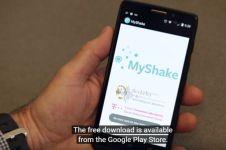 Sekarang gempa bumi bisa dideteksi hanya dengan aplikasi smartphone