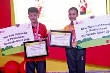 Dua anak Indonesia bakal hadiri pembukaan Olimpiade 2016, keren!
