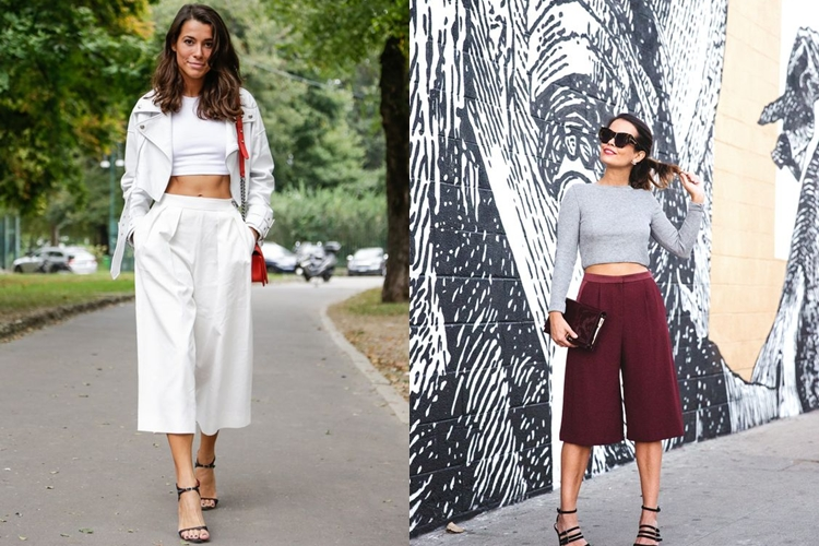 10 Tips padu padan celana kulot untuk penampilan chic nan energetik