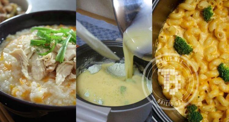 10 Makanan ini mudah dibuat pakai rice cooker, anak kos wajib coba!