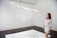 Wanita ini ubah selembar kertas jadi karya seni top, lihat 20 karyanya