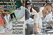 15 Tebak-tebakan Bahasa Jawa ini tak kalah sulit dari tes TOEFL!