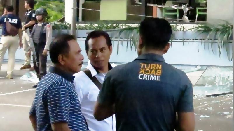 Ini arti  logo Turn Back Crime, banyak yang belum paham kan?