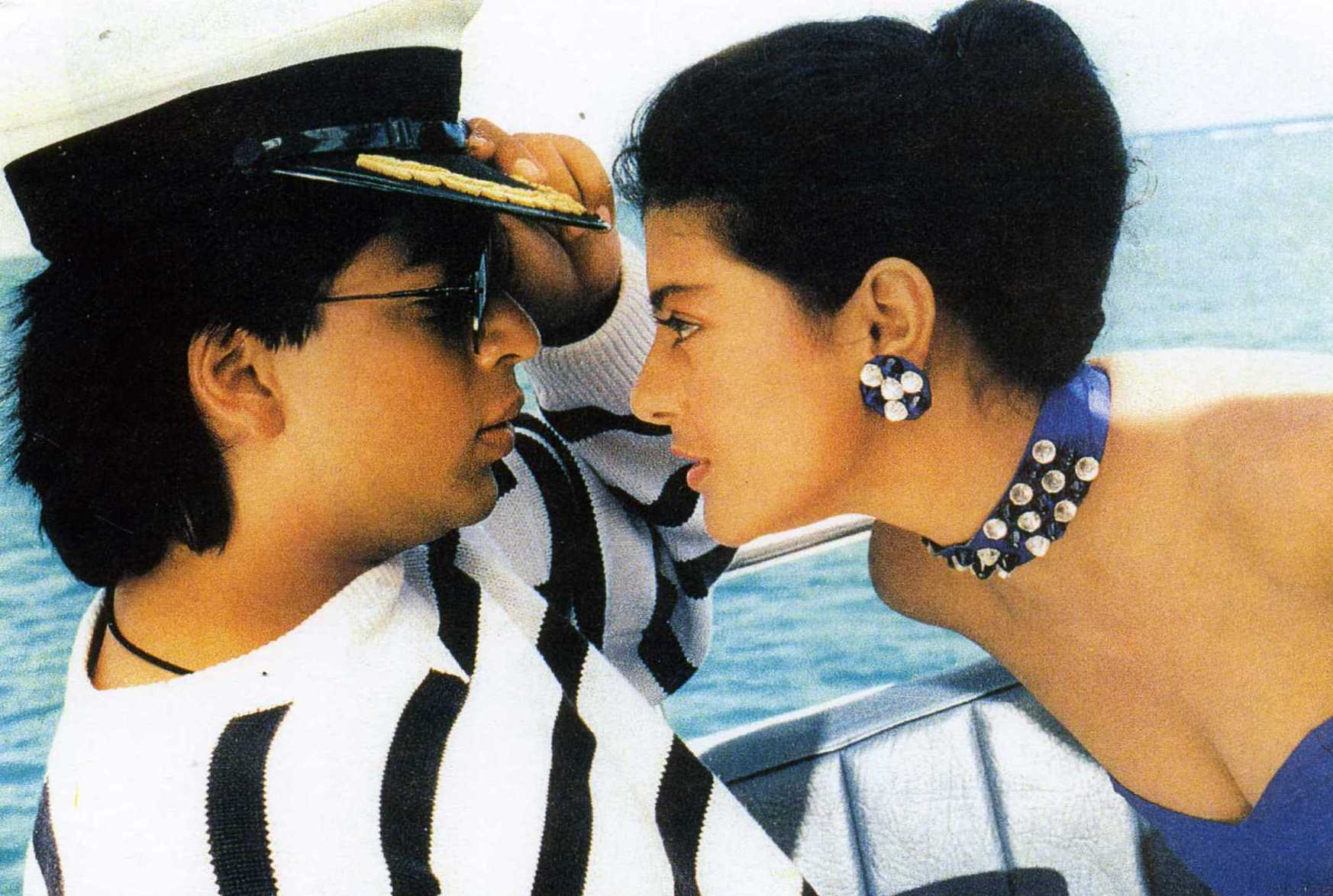 6 Film Shah Rukh Khan dan Kajol ini bikin pecinta Bollywood baper