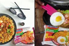 7 Warung menu Indomie ini antimainstream, ada yang pakai 100 cabai!