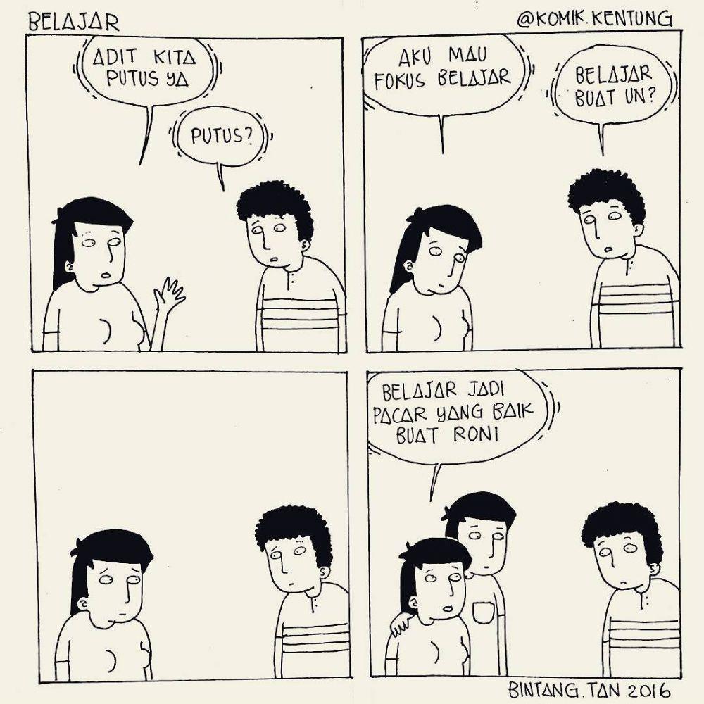 30 Komik Strip Ini Sungguh Absurd Tapi Bisa Bikin Kamu Cekikikan Terus