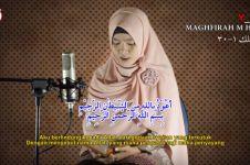 Lantunan ayat Alquran dari wanita ini sungguh menggetarkan hati