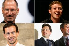 10 Pimpinan perusahaan raksasa dunia ini gajinya kecil banget
