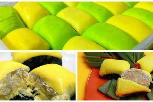 Pancake durian emang mahal, biar hemat bikin sendiri yuk! Ini resepnya