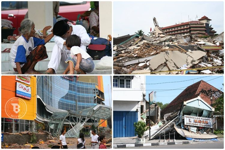 Foto Ini Buktikan Dahsyatnya Gempa Di Jogja  Tahun Silam Ngeri
