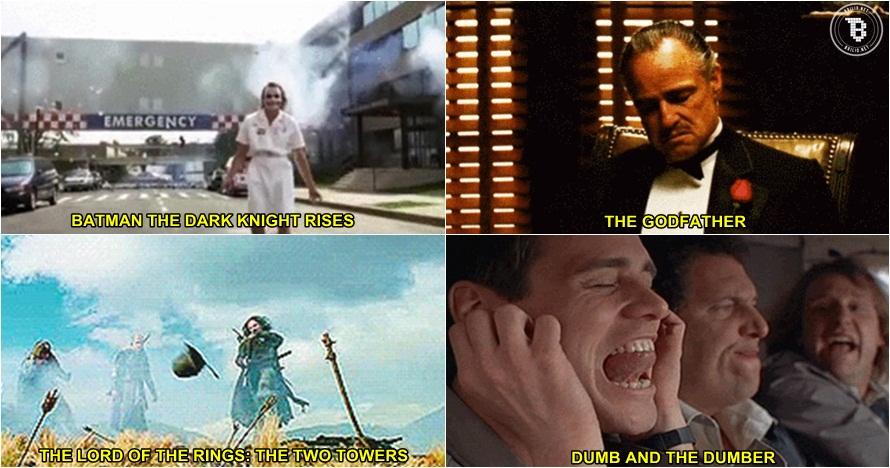 15 Adegan legendaris film ini rupanya hasil improvisasi sang aktor!