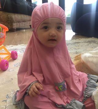 Foto Anak Kecil Lucu Pakai Hijab