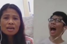 5 Video kocak duet nyanyi ala Ratu Smule, ada yang grogi nih!