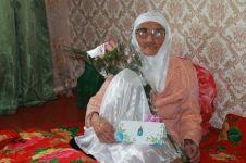 Wanita Rusia ini mengaku paling tua di dunia, usianya 120 tahun!