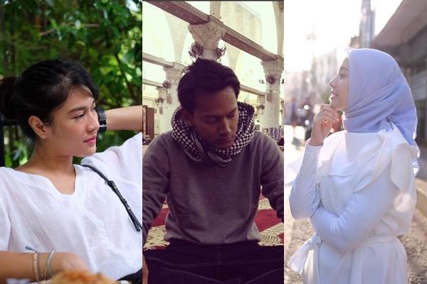 Jarang terkena skandal, 7 artis Indonesia ini tak punya haters lho