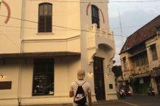 10 Foto keindahan Kota Lama Semarang, cocok buat selfie cantik!