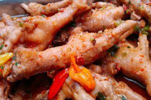 10 Olahan ceker ayam dari berbagai daerah di Indonesia, lezat banget!